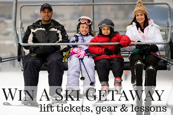 Win ski lift tickets, rentals, and lessons for the whole family with Ski PA