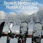 Winter Fun in Beech Mountain, NC 1