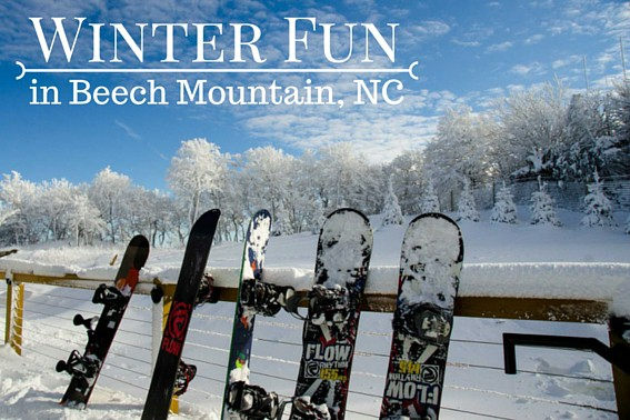 Winter Fun for Families in Beech Mountain, North Carolina