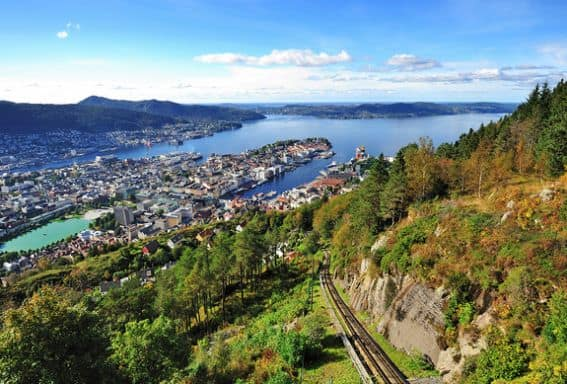 Bergen-Mt-Floyen