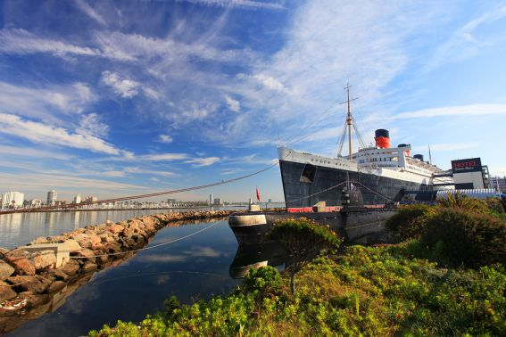 Best things for your family to do in Long Beach: The Queen Mary