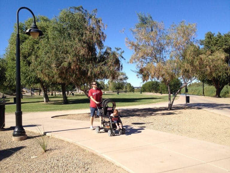 Yuma Arizona Riverfront Trail System