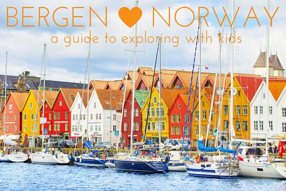 A guide to exploring Bergen, Norway with kids