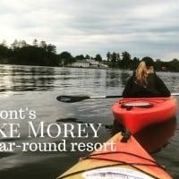 Lake Morey Resort in Vermont