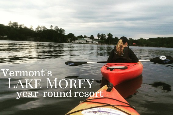 Lake Morey Resort in Vermont