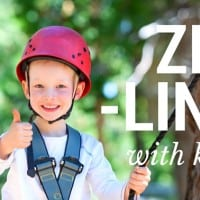 best ziplines for kdis