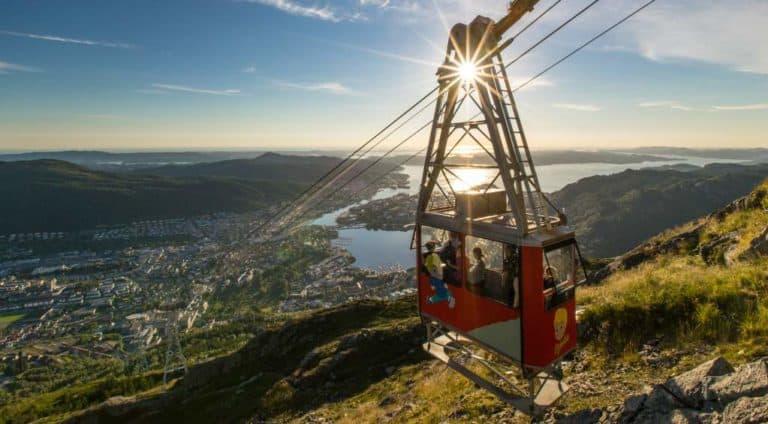 Visit Norway - Mount Ulriken
