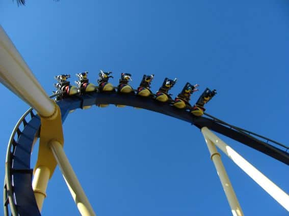 Daily Getaways Deal: 50% off Busch Gardens and Sea World theme parks