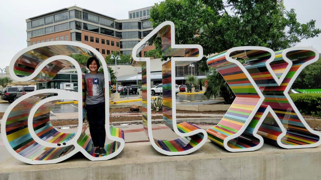 Fun Things to Do in Austin with Kids- Pose for PIcs at the Whole Foods Flagship Store