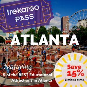 Atlanta Trekaroo Pass Instagram
