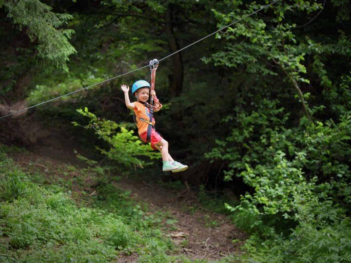 Best-US-Ziplines-with-kids-shutterstock