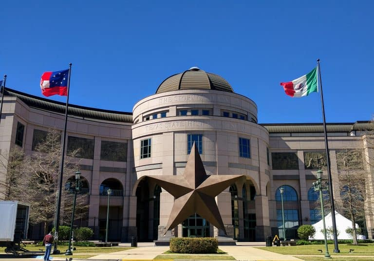 Head to the Texas State History Museum in Austin with Kids