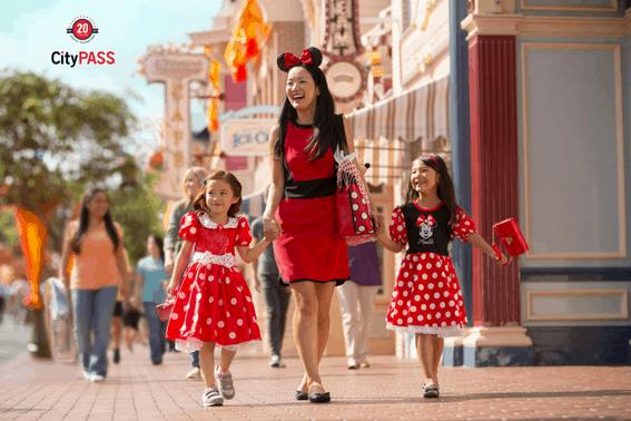 CityPASS Disneyland Sponsorship
