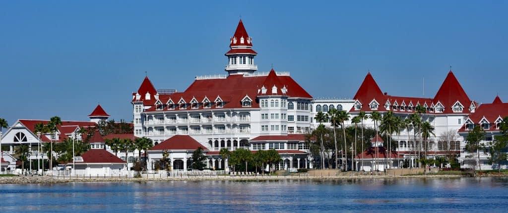 Disney World Tips Hotels Grand Floridian