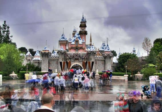 Rainy Day Fun at the Disneyland Resort