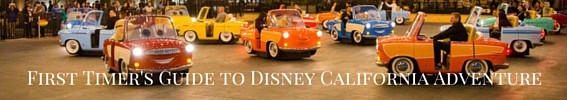 First Timer's Guide to Disney California Adventure