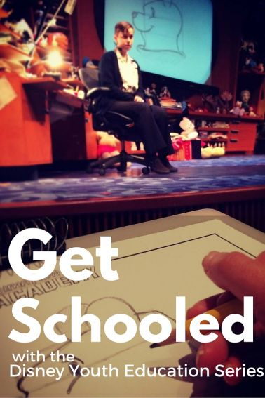 Get Schooled with the DISNEY YOUTH EDUCATION SERIES- Your go-to resource for classes and education offered inside DISNEYLAND and WALT DISNEY WORLD. Programs are offered for groups and individuals, both at discount prices #Disneyland #WaltDisneyWorld #Homeschool #DisneyYES