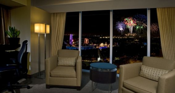 best Disneyland hotels