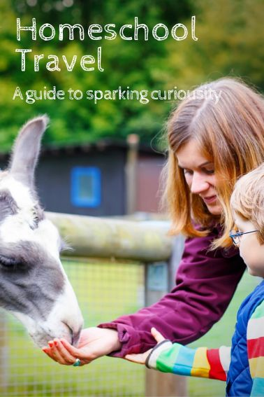 Homeschool Travel - a guide to sparking curiosity in kids through travel. Get tips, resources and meet other homeschoolers who travel.
