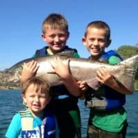 Kids-Fishing-Redding-California