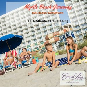 Enter to Win the Myrtle Beach Giveaway for TTD Atlanta
