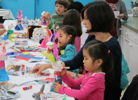 Family-friendly art museums - Explore the kid-centric National Museum of Mexican Art in Chicago