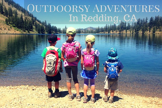Outdoor Activities in Redding, CA - From hiking and biking to fishing, houseboating, exploring national and state parks, caves, and so much more, Redding is much more than a gas stop on your route through Northern California #Redding #trekarooing #familytravel