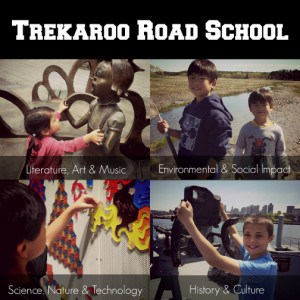 Trekaroo Road School Guides for Educational Travel