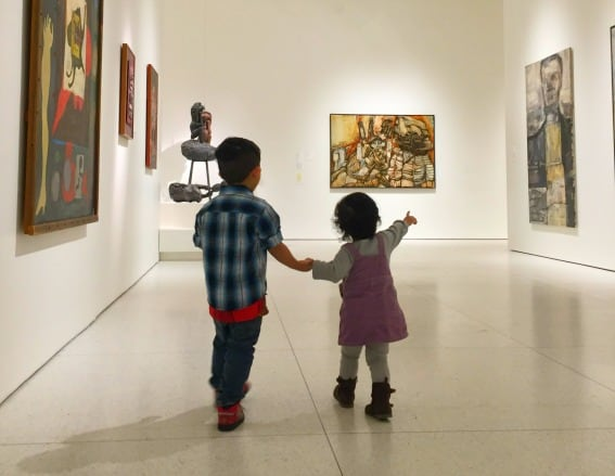 Family-friendly art museums - Explore the kid-friendly SMART Museum in Chicago
