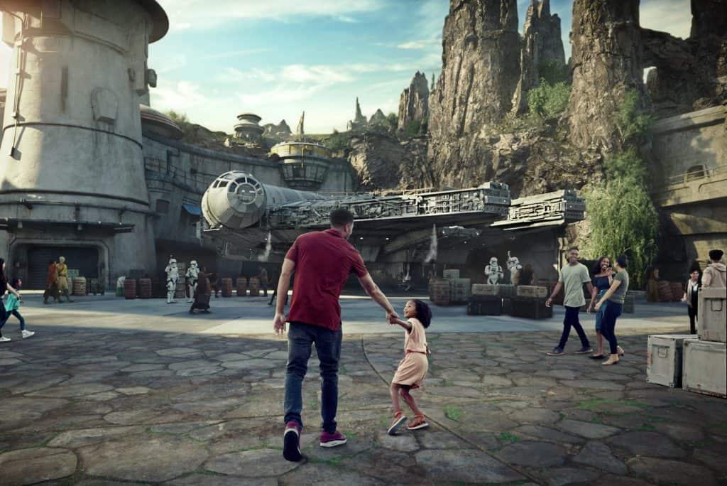 Star Wars Galaxy Walt Disney World