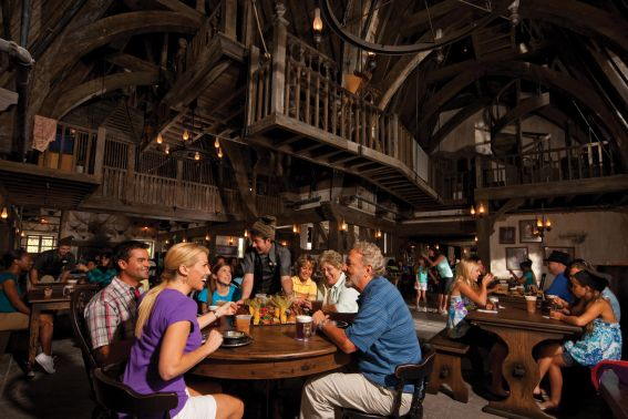 Three Broomsticks at Wizarding World of Harry Potter is a MUST-DINE experience inside Universal Studios Hollywood