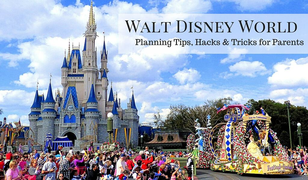 walt disney world vacation planning tips a guide for families