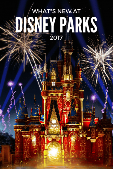 What's new at Disney Parks