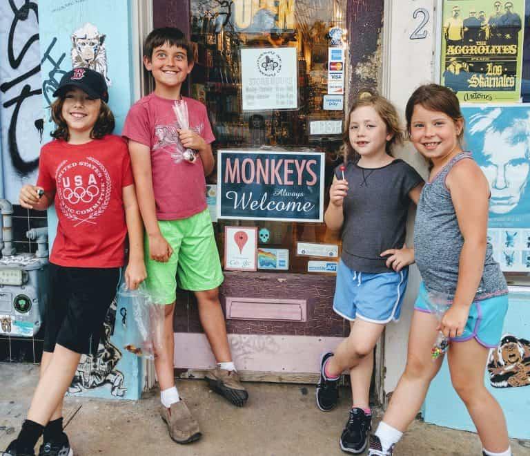 Austin with Kids