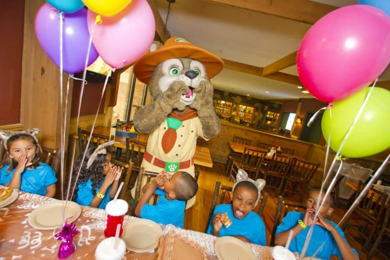 Celebrate a birthday or holiday at Great Wolf Lodge for even more fun!