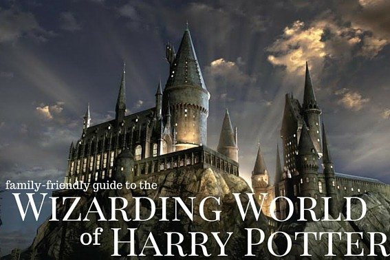 Family-friendly guide to the WIZARDING WORLD OF HARRY POTTER at Universal Studios Hollywood. Everything you need to know before you visit this year's hottest family-travel theme park destination.