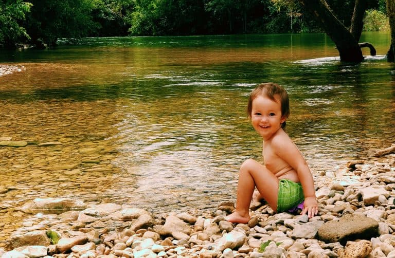 Swimming Hole in the Barton Creek Greenbelt
