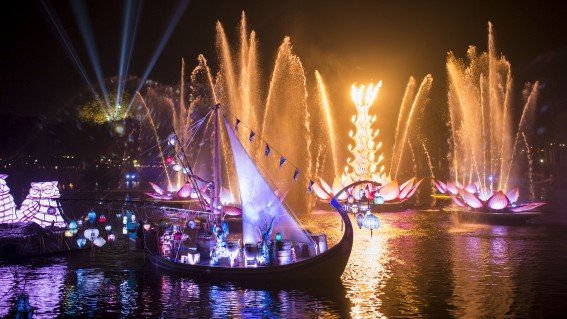 What's New at Disney Parks: Rivers of Light hits the night in Disney's Animal Kingdom