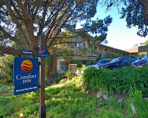 Daily Getaways Deal - Comfort Inn and Sleep Inn points at 50% off.