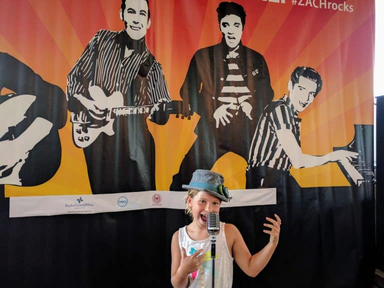 Things to Do in Austin Texas with Kids include visiting the Zach theatre