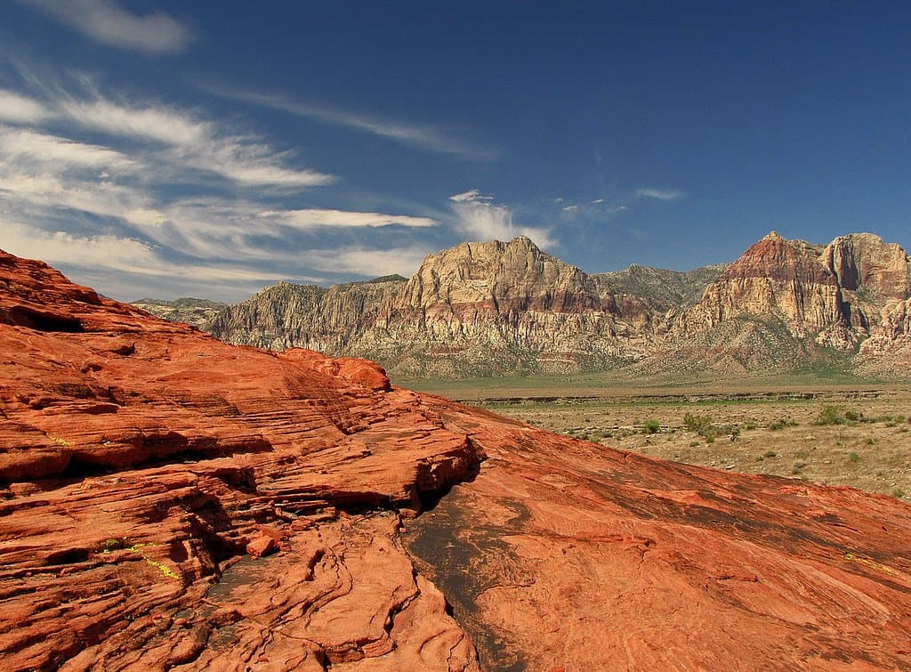 Red Rock National Conservation Area photo
