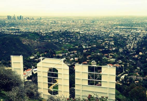 Hiking in and around the hills of Griffith Park is a fun family activity for families. Hike to the back of the #Hollywood sign for a unique vantage point.