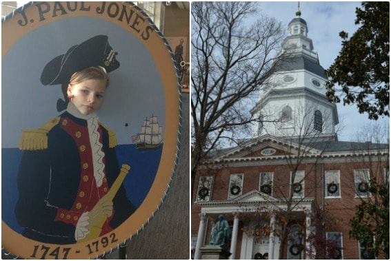 Day Trips from Washington DC: Visit Annapolis State House US Naval Academy