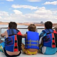 Lake Powell Kids houseboating