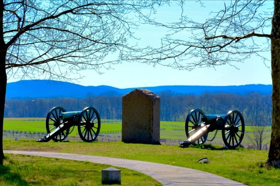 Day Trips from Washington DC: Visit Gettysburg National Military Park in Pennsylvania