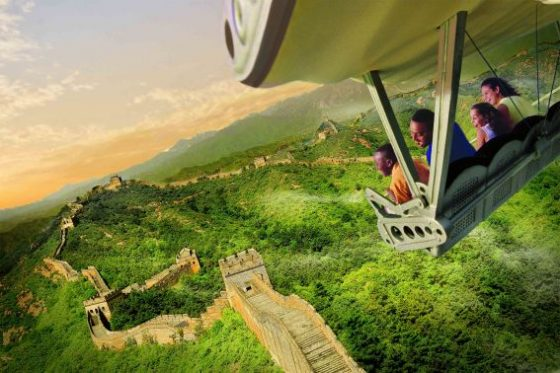 Soarin' at Epcot hits summer at Walt Disney World