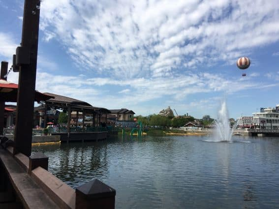 Summer at Walt Disney World is fun at the new Disney Springs Orlando