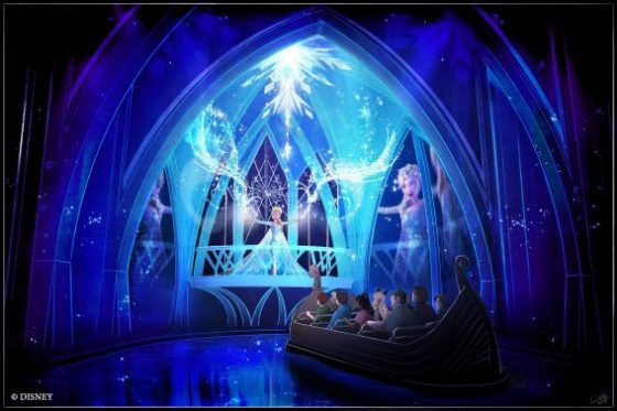What's New at Epcot 2016: Frozen-themed fun and a new Frozen-themed ride