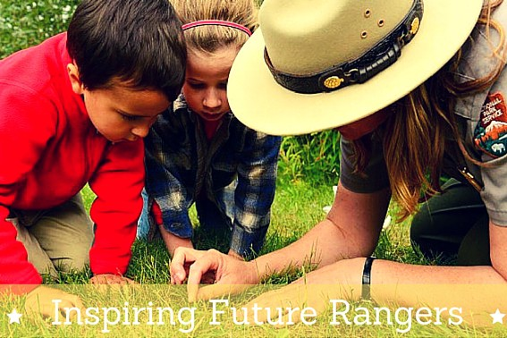 Educational Travel: Inspiring future rangers. National Parks are the ideal place to stoke future rangers. #rangers #nationalparks #futurerangers #educationaltravel
