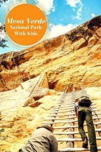 Mesa Verde National Park with kids Pinterest
